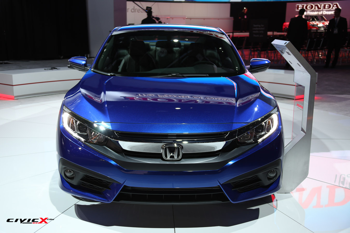 2016 Civic Coupe (Aegean Blue) - Detroit Auto Show.jpg