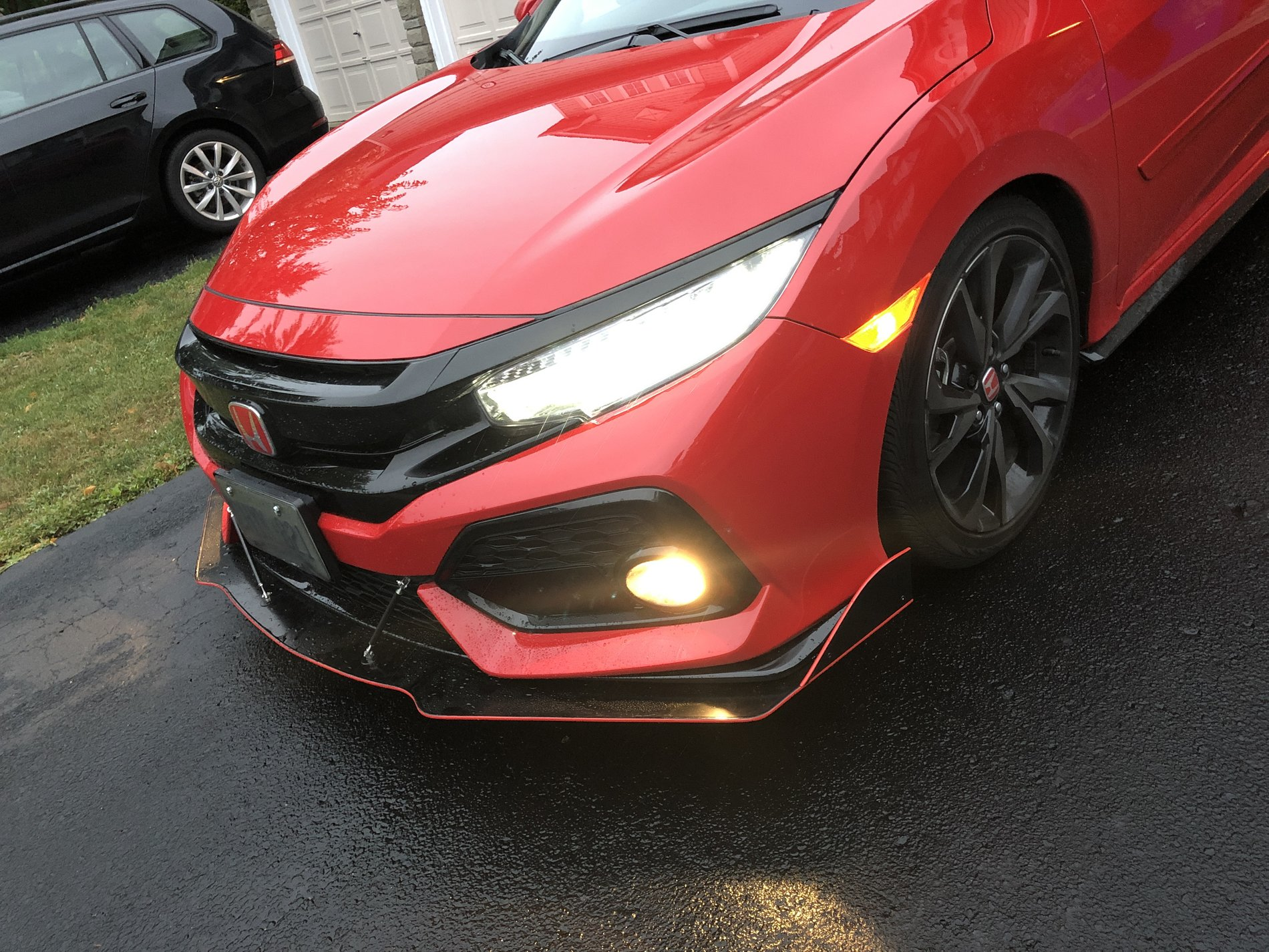 Need Recommendations For Splitters Side Skirts 2016 Honda Civic Forum 10th Gen Type R Forum Si Forum Civicx Com