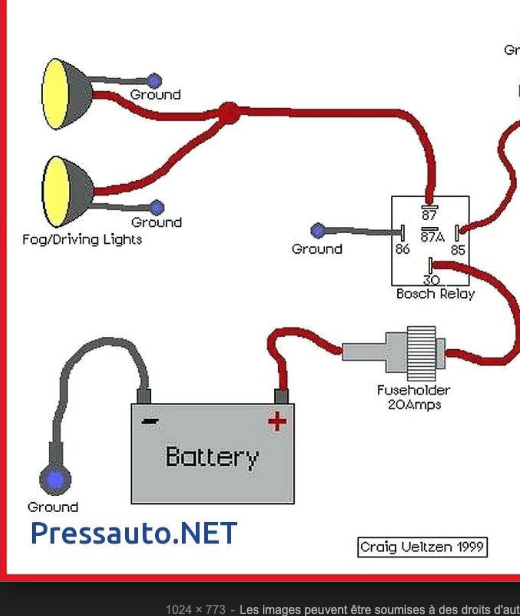 Wiring Diagram For Hella Relay from www.civicx.com